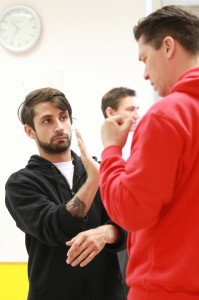 WingTsun Kampfkunst Training