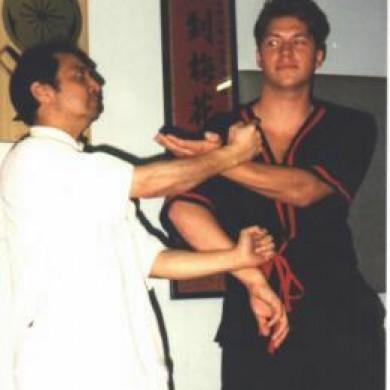 Sifu O. Hage Mit GGM Leung Ting
