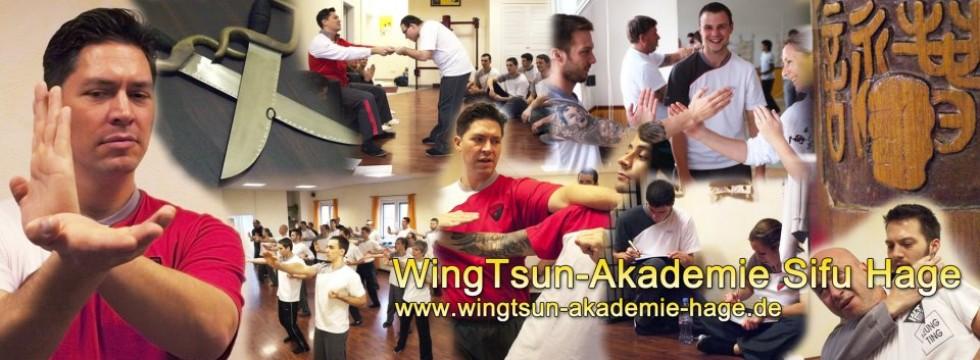 WingTsun-Akademie Sifu Oliver Hage